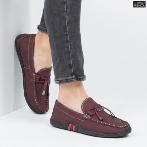 """Pantofi """"Fashion 919 Red"""" [S3D3]"""