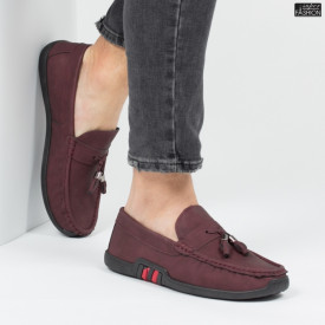 "Pantofi ""Fashion 921-2 Red"" [S4E7]"