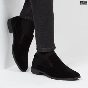 Pantofi ''Free Fashion 089 Black'' [S4B4]