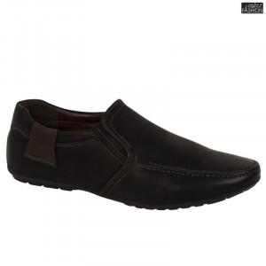 Pantofi ''HeroWay A8005-12 Black'' [S1E2]