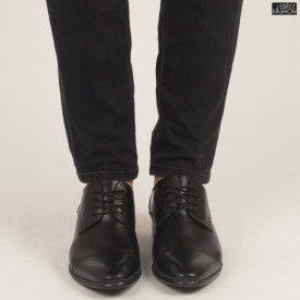 Pantofi ''OUGE RO-007 Black'' [S8F4]
