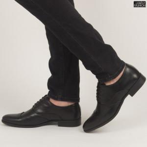 Pantofi ''OUGE RO-011 Black''