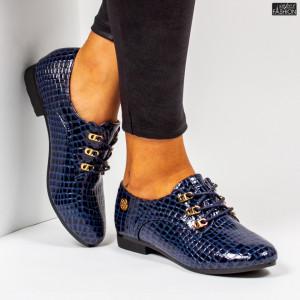 Pantofi ''Roliya Fashion 0157-2 Blue''