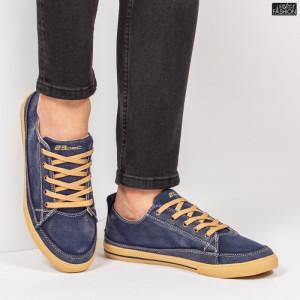 Pantofi Sport ''23DEC. M9030-03 Navy Brown'' [S17E7]