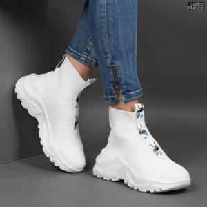 Pantofi Sport ''Aierda ZL-1913 White''