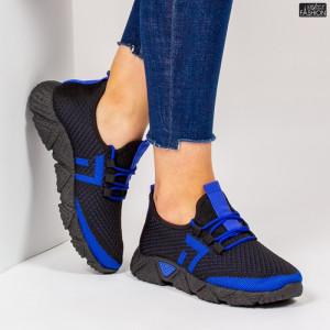 Pantofi Sport ''ALD Fashion HQ-203-240 Black Blue''