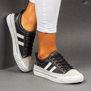 Pantofi Sport ''ALD Fashion Z-8806 Black''