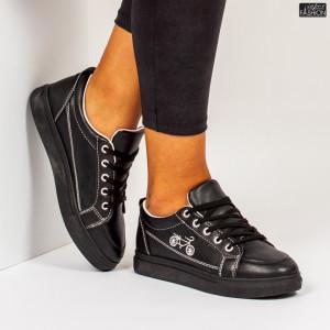 "Pantofi Sport ""ALL Fashion 1966 Black"""
