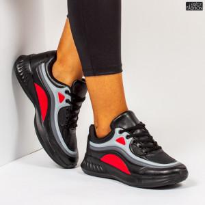 """Pantofi Sport """"ALL Fashion B8101-1 Black"""""""