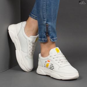 Pantofi Sport ''BAO SPORT 907 Beige'' [D22C4]