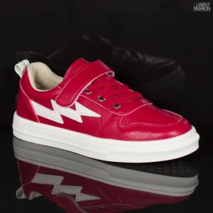 Pantofi Sport Copii ''Apawwa CC208 Red'' [S11E8]