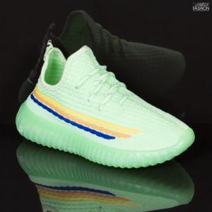 Pantofi Sport Copii ''L&X CD076 Green'' [S20C1]