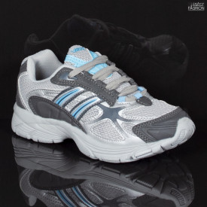 Pantofi Sport Copii ''Veer Fashion 5143 Grey L. Blue'' [S15C6]