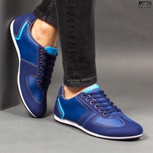 Pantofi Sport ''Couture Fashion G-32 Blue''