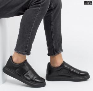 pantofi sport barbati negri ieftini