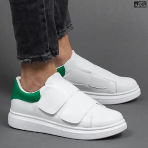 Pantofi Sport ''DCF.68 B83 White Green''