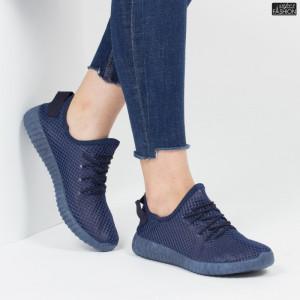 Pantofi Sport ''Fashion Style D-2 Blue'' [D23B8]