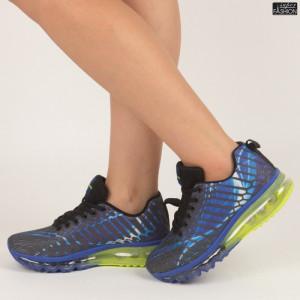 Pantofi Sport ''JXEKE 8001 Blue''