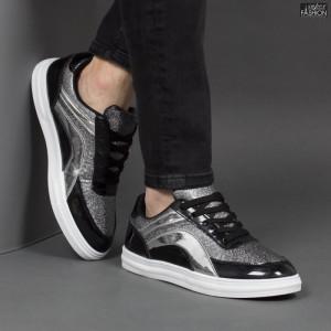 "Pantofi Sport ""Meek FX-9 Black"" [S17B7]"