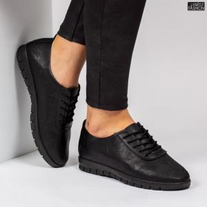 Pantofi Sport ''Meek JHL-19 Black'' [D21C4]