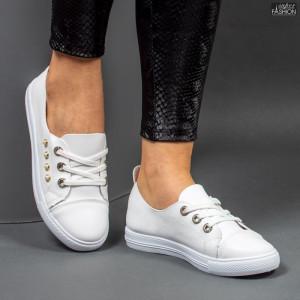 Pantofi Sport ''RED STAR Fashion 295 White'' [D19C2]