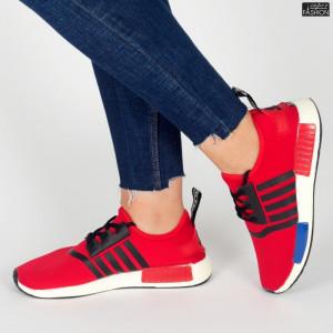 "Pantofi Sport ""Rodman 1319 Red"" [D9C2]"
