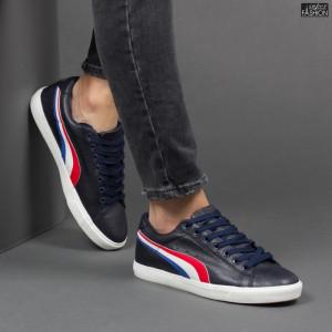 "Pantofi Sport ""Rodman W9-27 Navy"" [S16B7]"