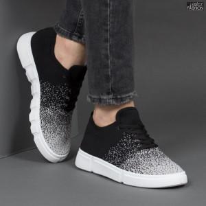 Pantofi Sport ''RXR R-590 Black Grey'' [S6E4]