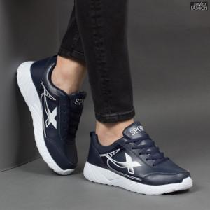 """Pantofi Sport """"SPORT Fashion 320 Navy White"""""""