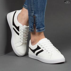 Pantofi Sport ''Veer Fashion A1811-2 White''