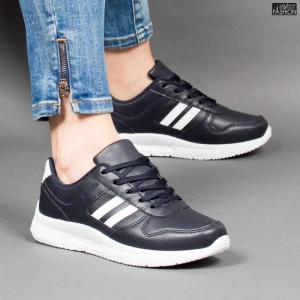 Pantofi Sport ''Veer Fashion A1816-3 Blue'' [D3B8]
