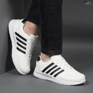 Pantofi Sport ''Veer Fashion B2817-2 White''