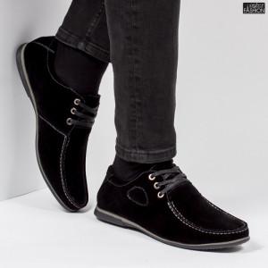 Pantofi ''Z68 Fashion IN832-8 Black'' [S23E7]