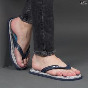 """Papuci """"Aierda 52A Dk. Blue'' [S12C9]"""