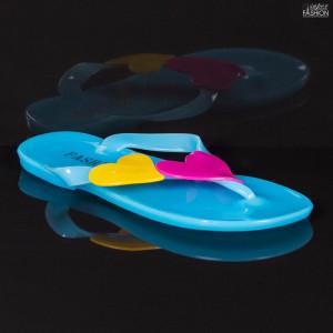 Papuci Copii ''WE Fashion 258 Blue''
