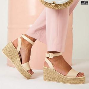 Sandale ''Bestelle Fashion JA001 Beige''