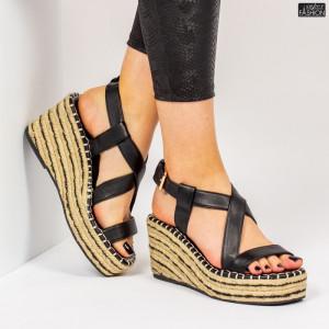 Sandale ''Bestelle Fashion JA002 Black'' [D10D3]