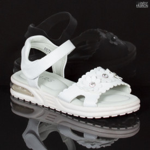 Sandale Copii ''MRS M672 White'' [D2D2]
