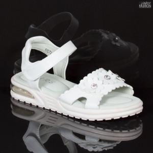 Sandale Copii ''MRS M672 White'' [D2D4]