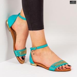 Sandale ''D.L. Fashion T-13 Blue'' [D19D6]