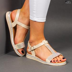 Sandale ''YiYi 20-5 Beige'' [D16D9]