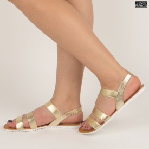 Sandale ''YiYi K-58 Gold'' [D13B1]