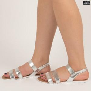 Sandale ''YiYi K-58 Silver'' [D16C6]