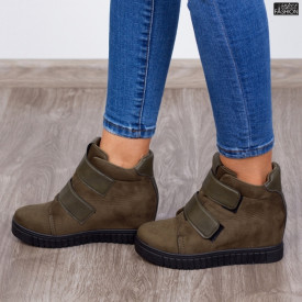 Sneakers ''ABC 1261 Army Green''