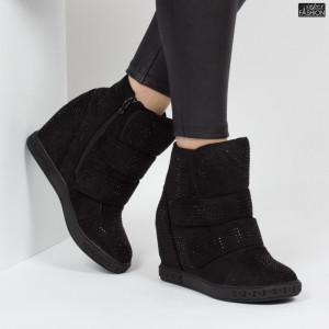 "Sneakers ""Lavy 2134 Black"" [D2F2]"