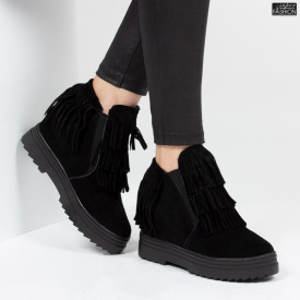 Sneakers ''NCD Fashion A15 Black''