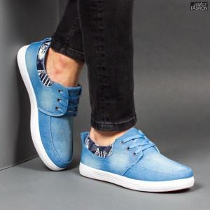 "Tenisi ""ZNG Fashion 606C L. Blue"""