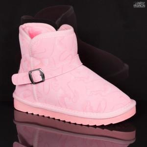 Cizme Copii ''Apawwa N225 Pink''