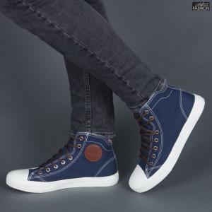 """Ghete Sport """"DCF.68 15-07 Jeans Bk Blue''"""