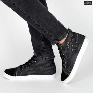 Ghete Sport ''Fashion Balq 2218 Black'' [S10C11]